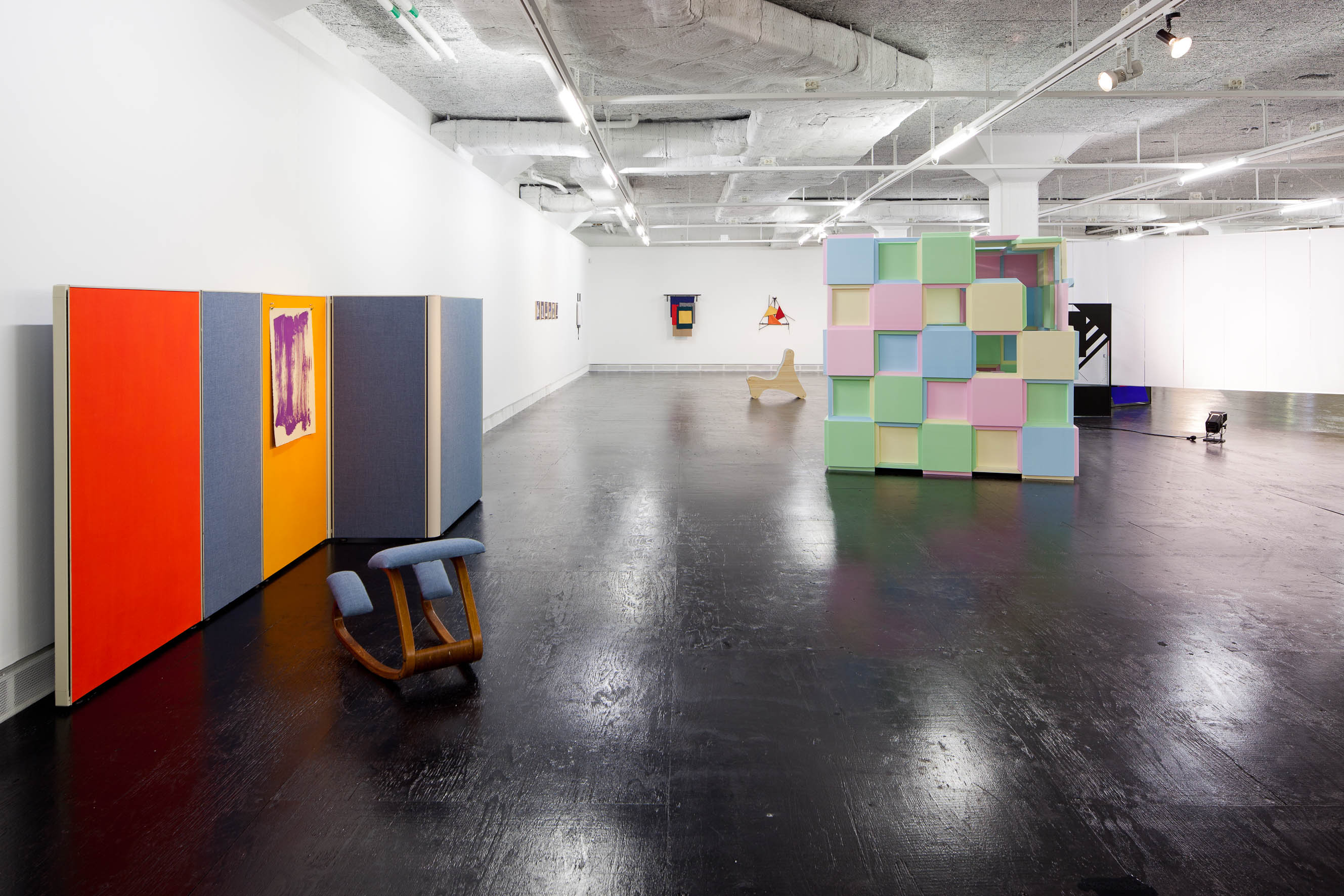 Abstract Possible: The Stockholm Synergies, Tensta konsthall, 2012